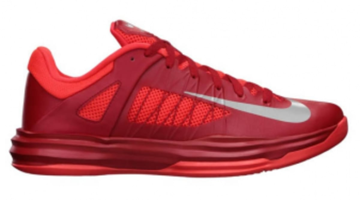 the latest 709a5 d50d6 Nike Hyperdunk 2012 Low - University Red Bright Crimson   Sole Collector