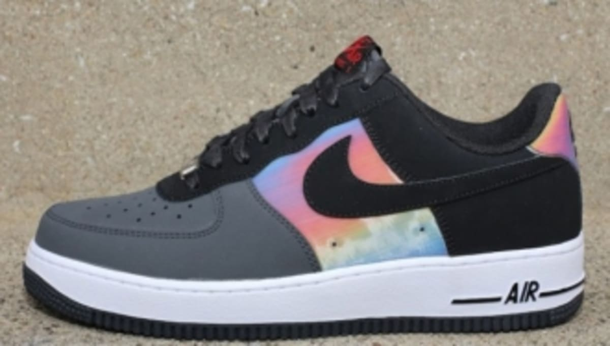 new style 4dd4a 11f9a Nike Air Force 1 Low CMFT - Hologram   Sole Collector