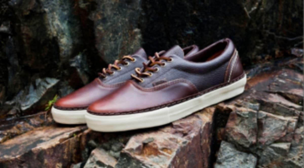 aabe86b6d1 Vans Vault Era LX - Horween Leather