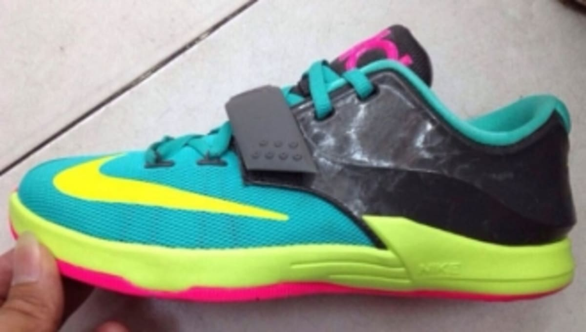 best cheap a59cb 311bc Early Information on the Nike KD 7   Sole Collector