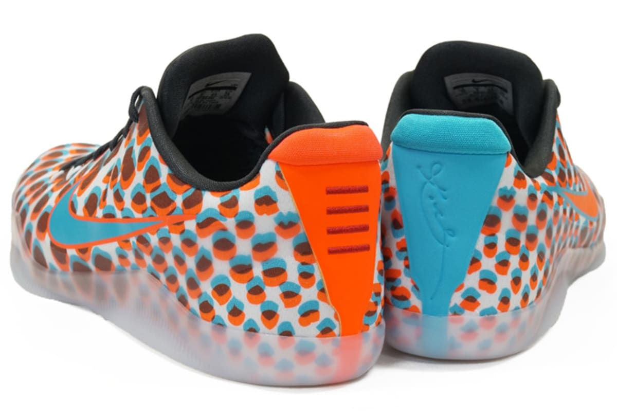 promo code 3d6f3 aff57 Nike Kobe 11 3D   Sole Collector