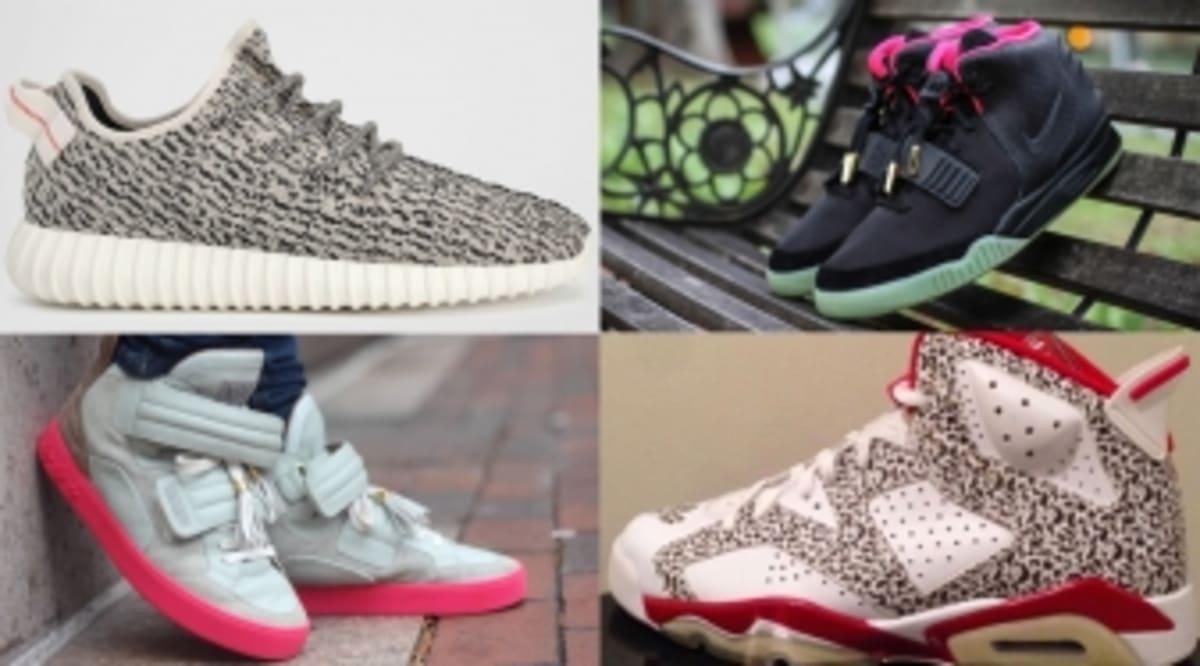 2b66e2606e3 Yeezy Season  A Rundown of Every Kanye West Sneaker