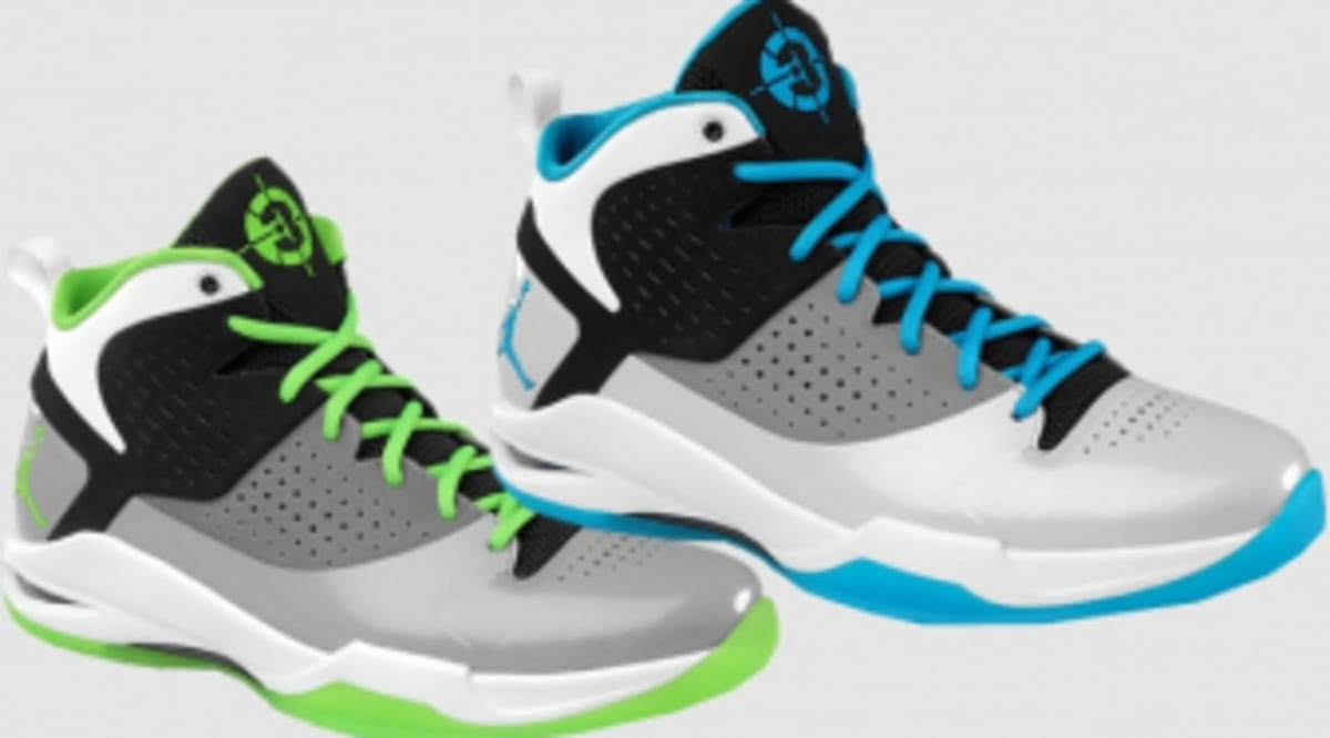 wholesale dealer 0d086 6fb69 Jordan Fly Wade - Two Colorways - June 2011   Sole Collector