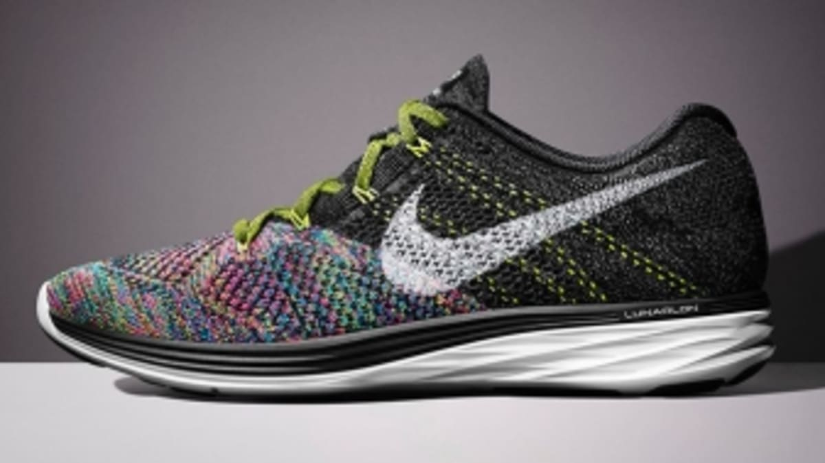 sneakers for cheap eebe4 74349 ... netherlands heres one way to get the multicolor nike flyknit lunar 3 sole  collector 1d270 c969d