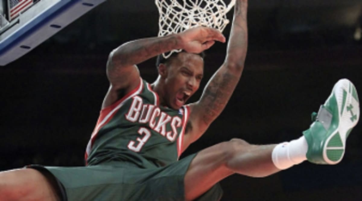 brandon jennings drops 36 in quotrowley parkquot bloodline at