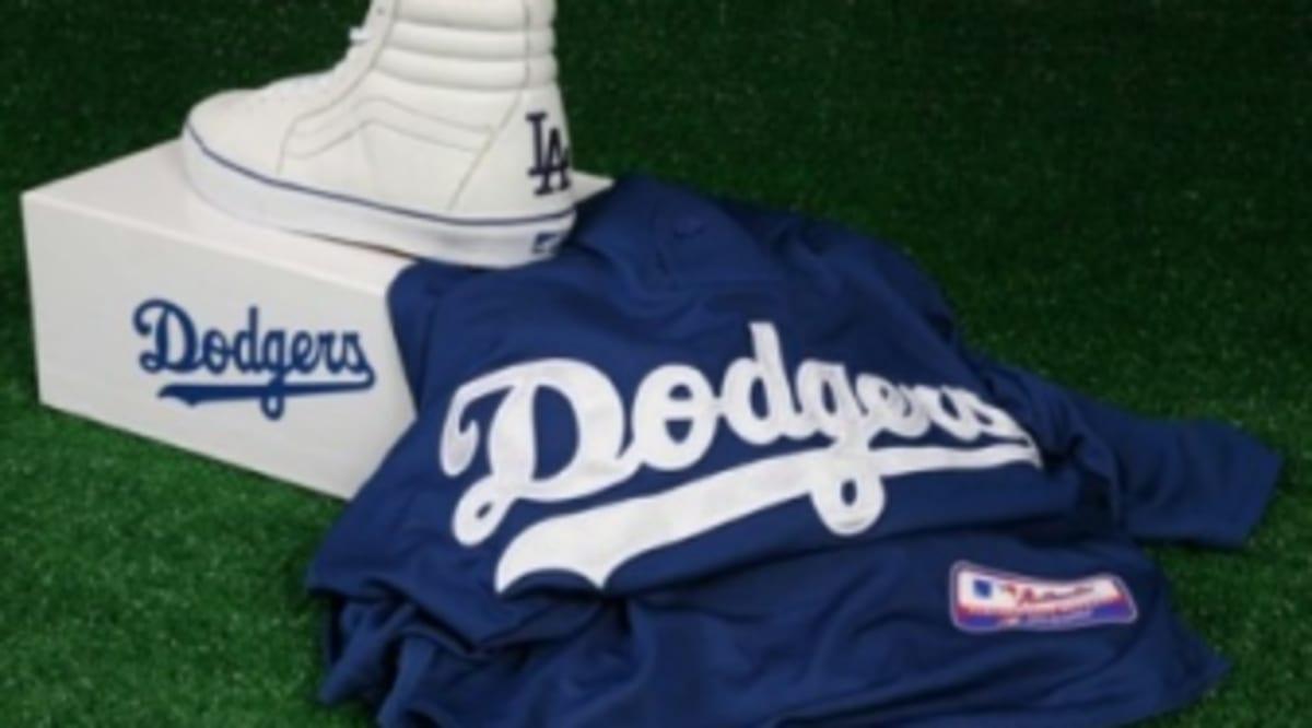 1b08fc02b8e Vans Vault x MLB Los Angeles Dodgers for Conveyor at Fred Segal ...