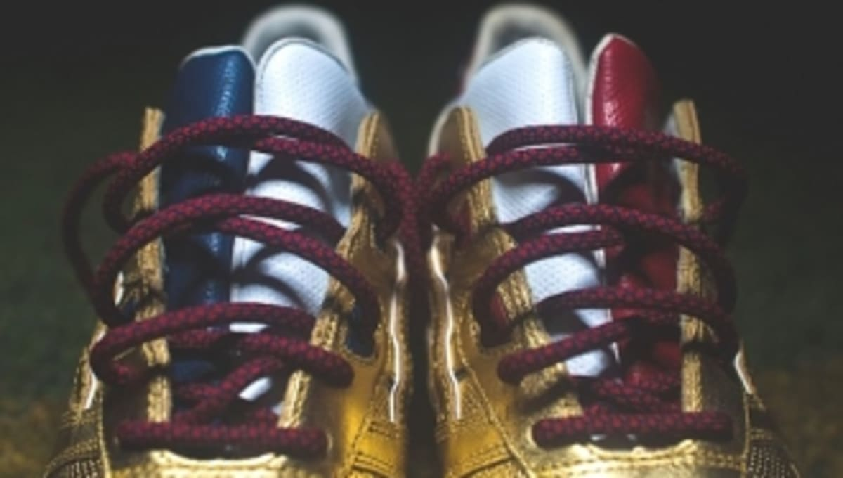 big sale 3c1e3 23897 UPDATE Ronnie Fieg Teases Golden ASICS Gel-Lyte III  Sole Co