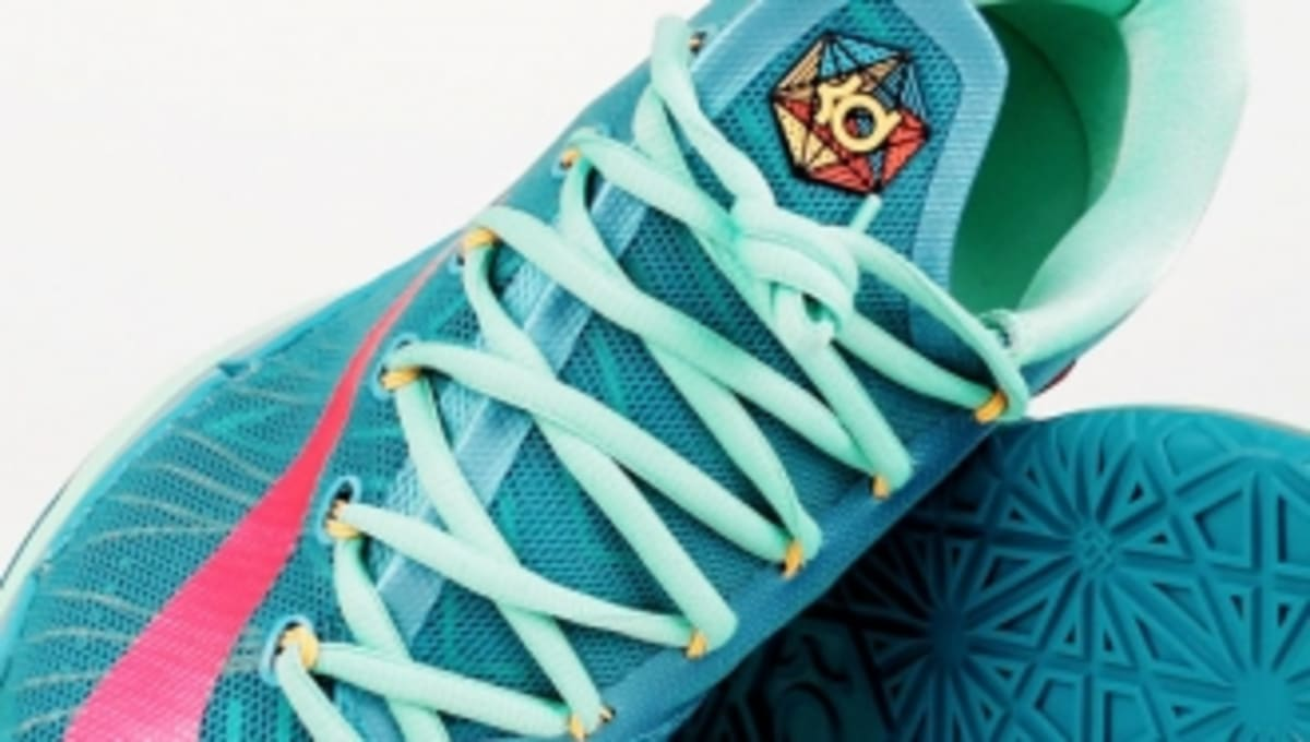 detailed look 9805c f2665 VILLA to the Rescue with New  Hero  Nike KD 6 Elite Photos   Sole Collector
