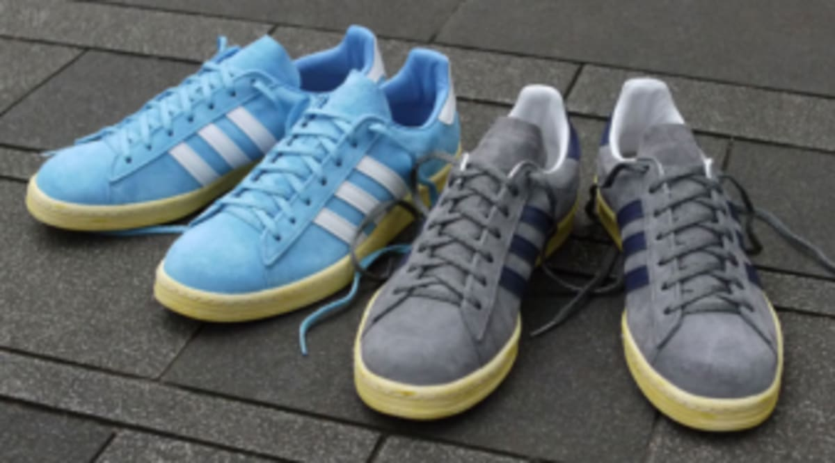 huge selection of c3e7b 24d18 adidas Originals x mita sneakers - Campus 80s Fall 2012   Sole Collector