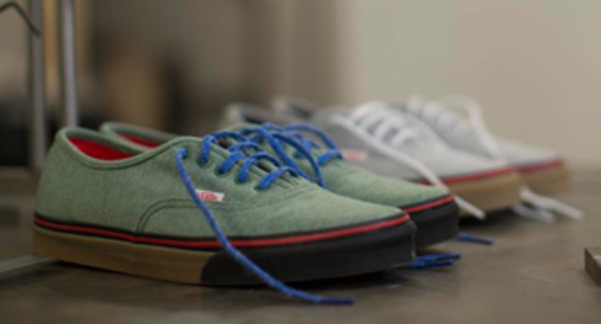 6aa3836c82 Bodega x Vans Vault Authentic LX  Fleece  Pack