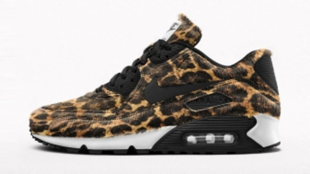 size 40 616bd 8466c Animal Style Options for the NIKEiD Air Max 90   Sole Collector