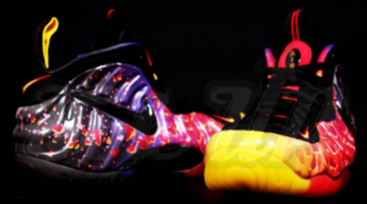 joggers with foamposite asteroid - photo #16