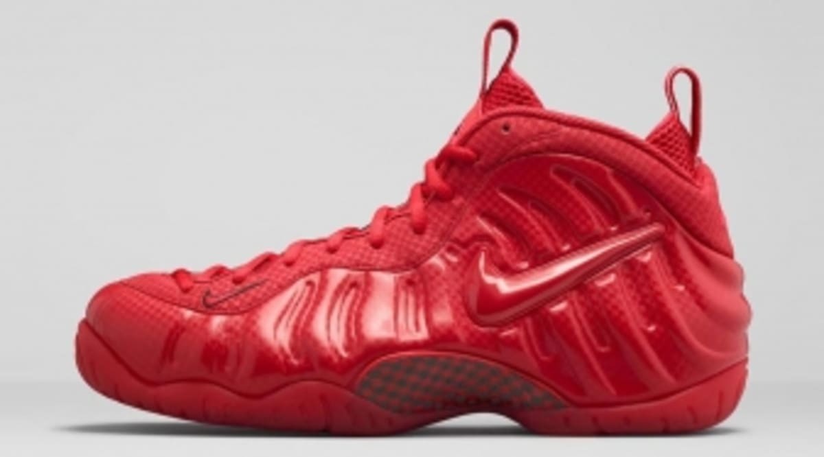reputable site 36d4f 4482a How to Buy the  Gym Red  Nike Air Foamposite Pro on Nikestore   Sole  Collector
