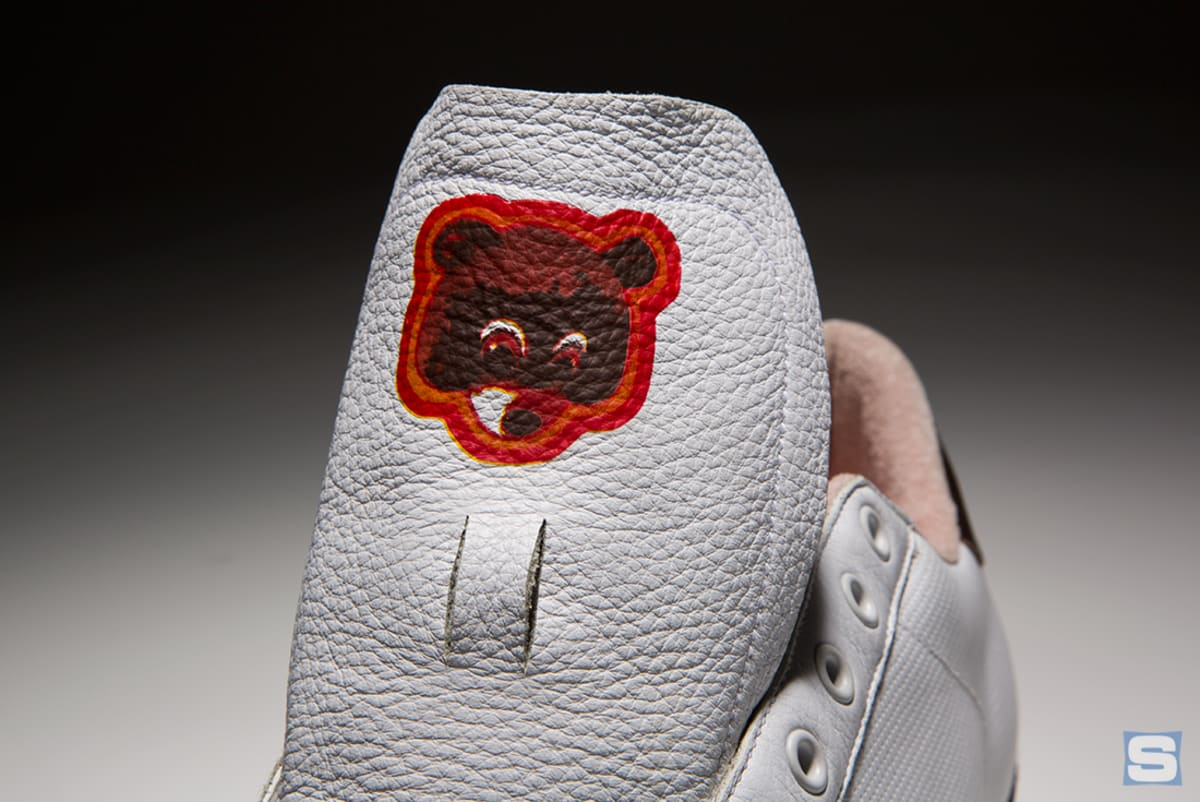 8c4b4e6d966 Kanye West Adidas Rod Laver Sample