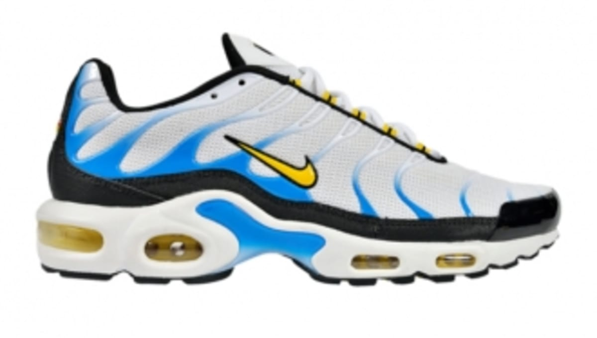finest selection 3a024 584cc Nike Air Max Plus - Paradise  Sole Collector