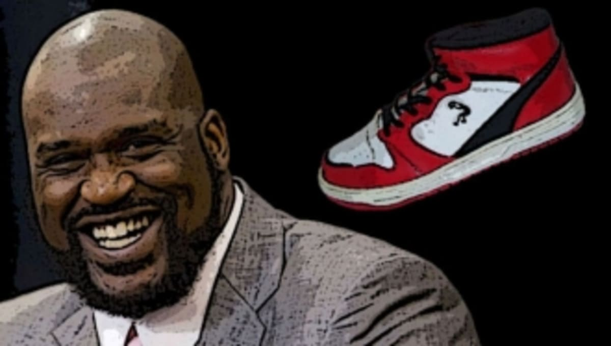 Hack-a-Shaq: The Most Flagrant Shaq Sneaker Knockoffs
