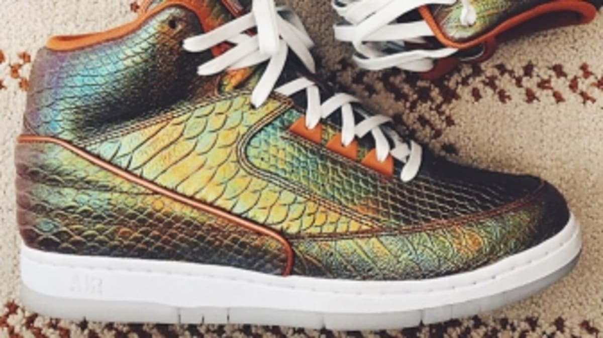 0b6acafb56cba Nike Air Python Retro Campaign Continues | Sole Collector