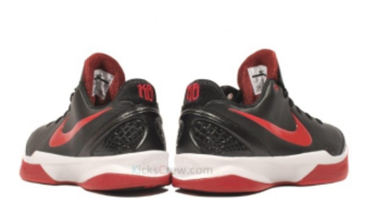 784e046e501f Nike Zoom Kobe Venomenon - Black Varsity Red-White