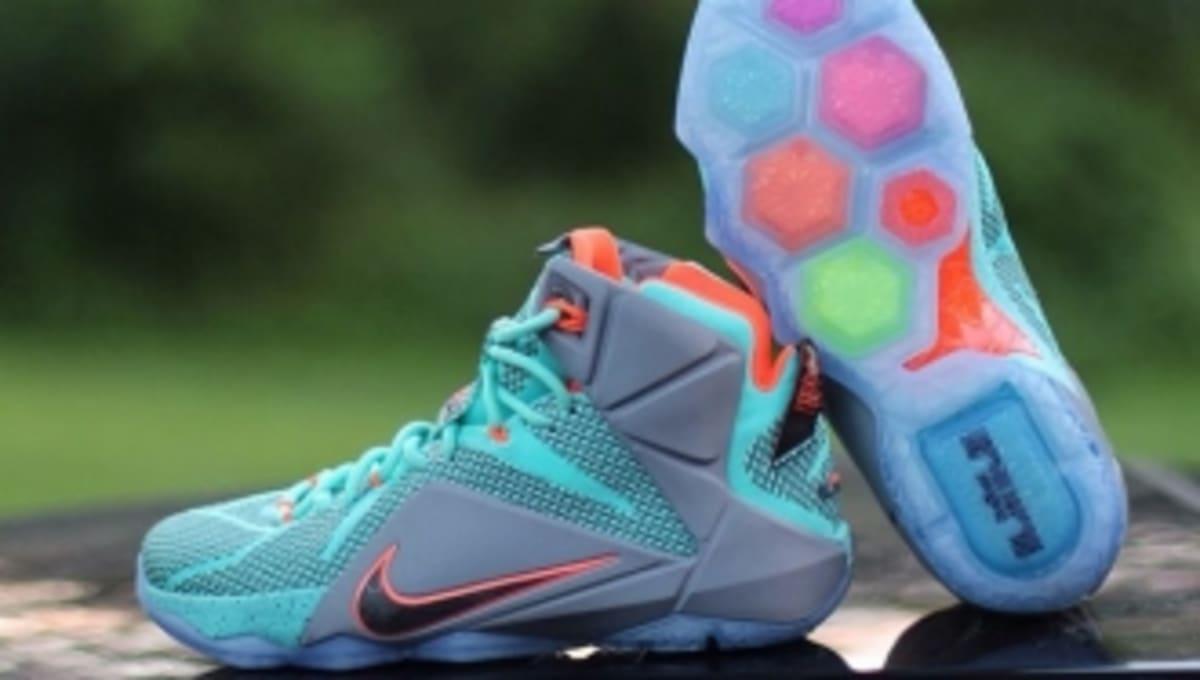 9db2fde37eb Nike LeBron 12 First Look
