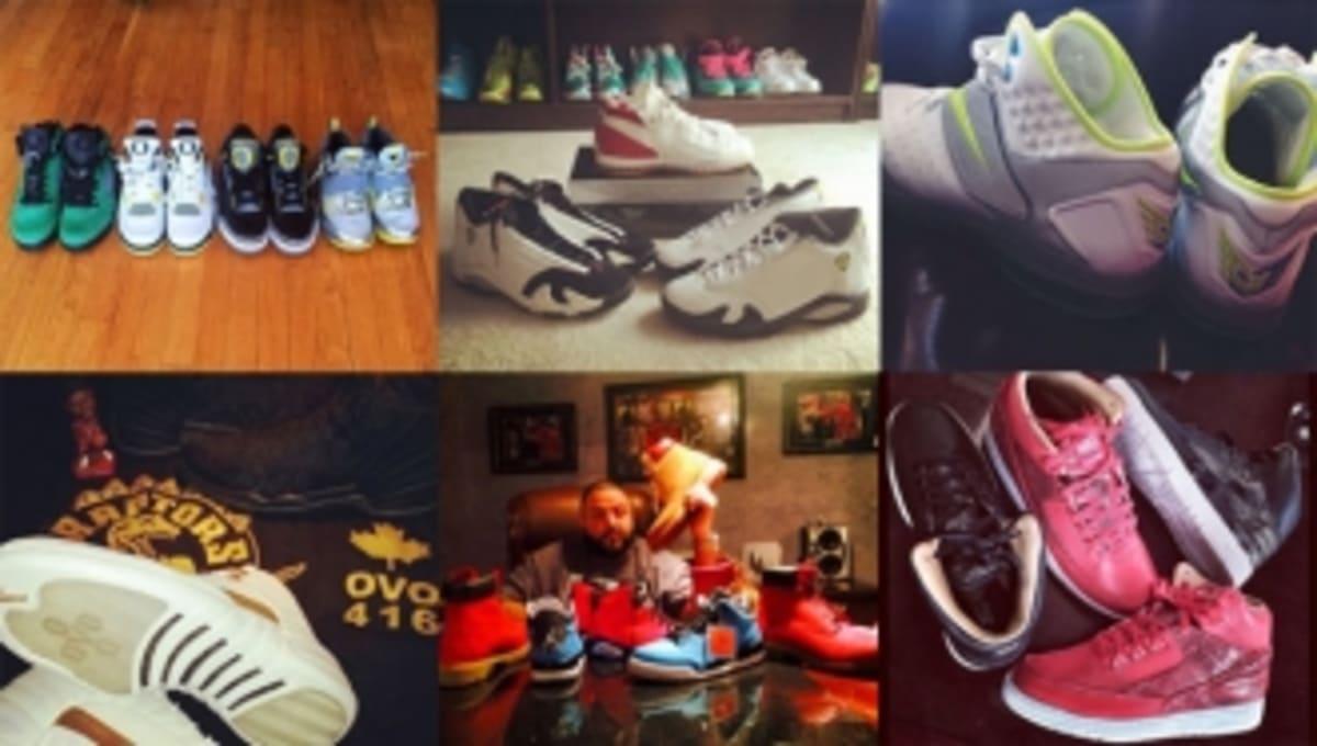 0ed79656a45388 Celebrity Sneaker Pickups  1.12.14