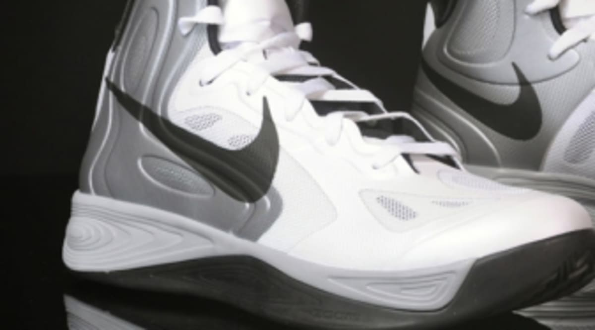 90554506f31a Nike Zoom Hyperfuse 2012 - White Black-Wolf Grey