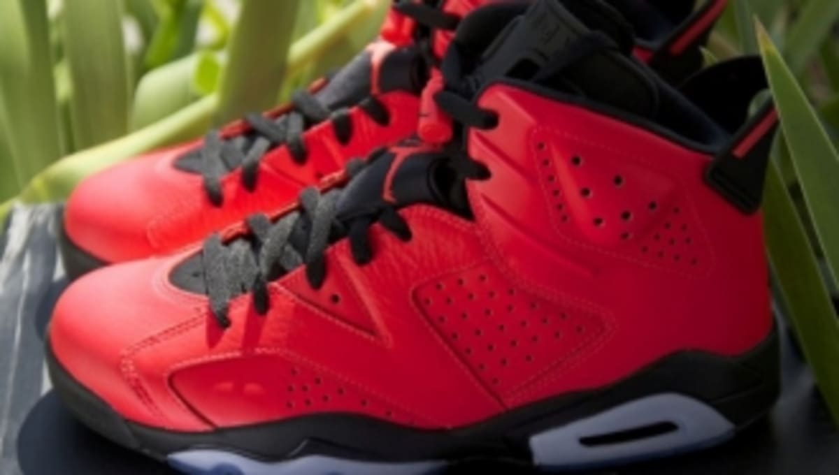 the best attitude af5ea c1003 Air Jordan 6 Retro - Infrared 23 - New Images
