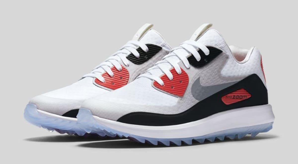 High Top Jordan Golf Shoes