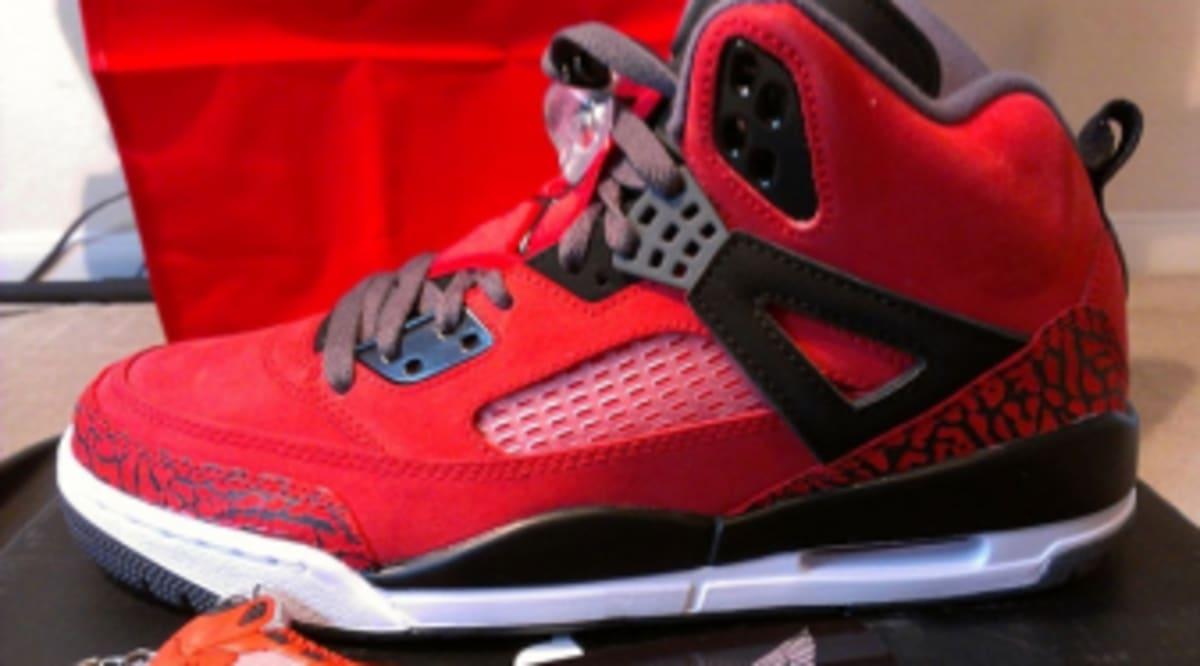new style 96582 84f6e Release Date    Jordan Spizike - Gym Red Black