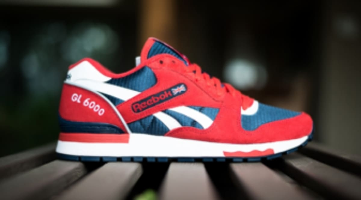 2ab5d57f1ad432 Reebok GL 6000 - Red Attack   Navy   White