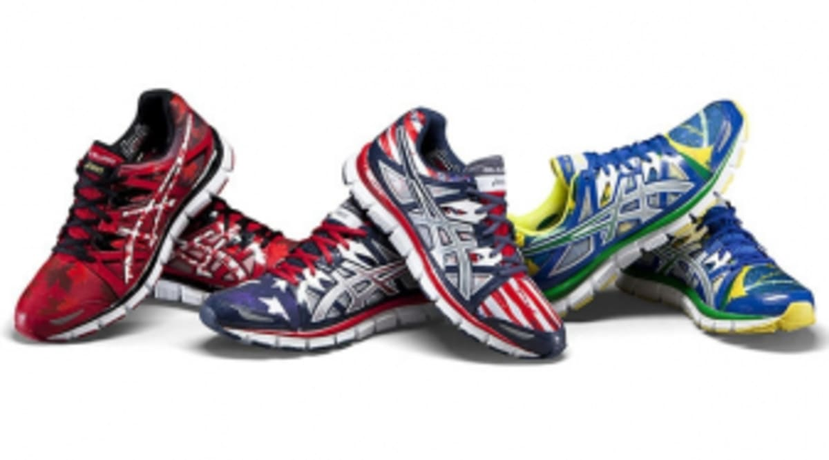 ASICS GEL-Blur 33 2.0 - Flag Collection | Sole Collector
