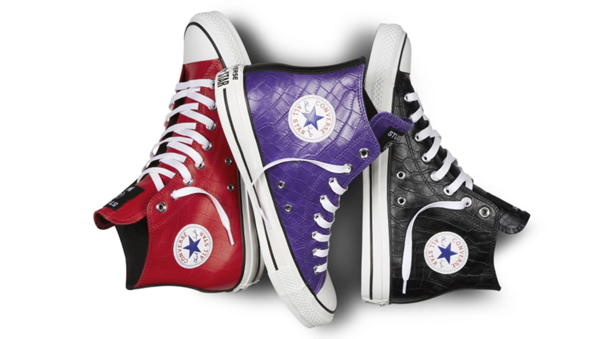 0ad9d67a23fac4 Stussy x Converse Chuck Taylor All-Star Collection