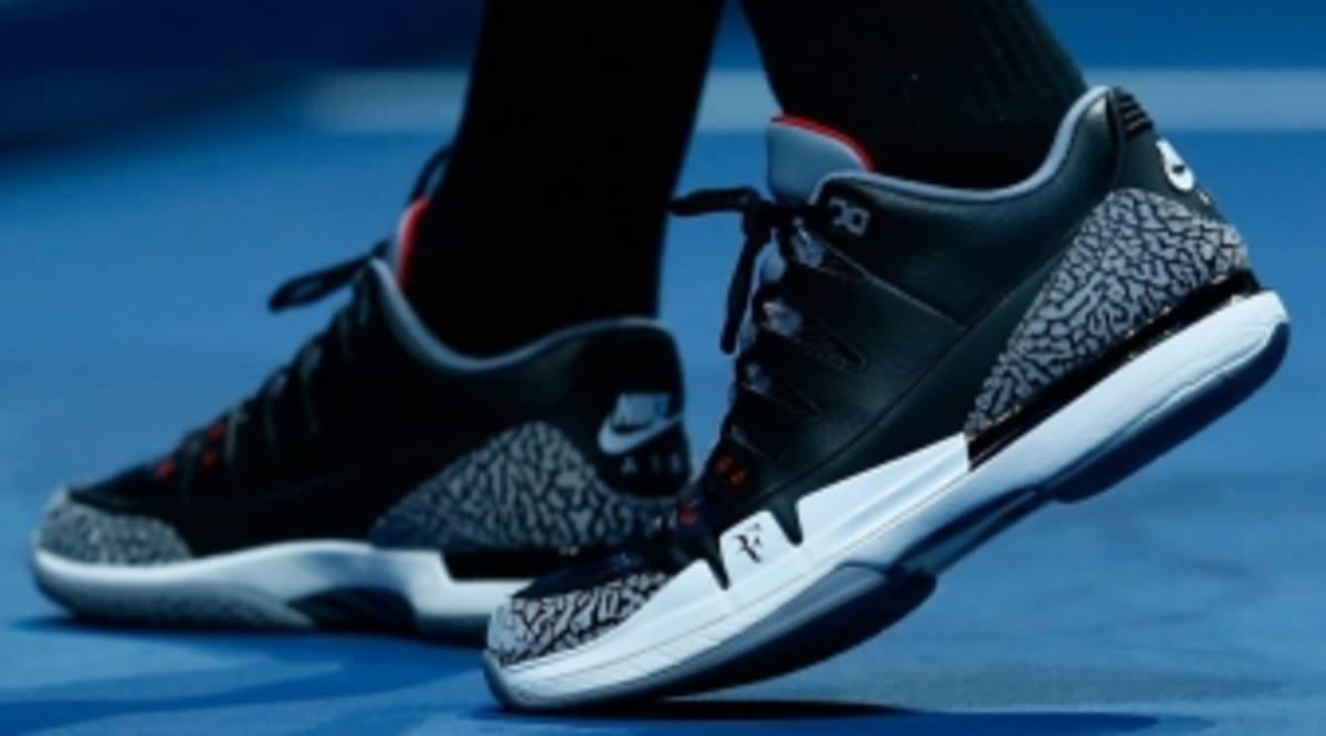 Jordan Federer Shoe Black