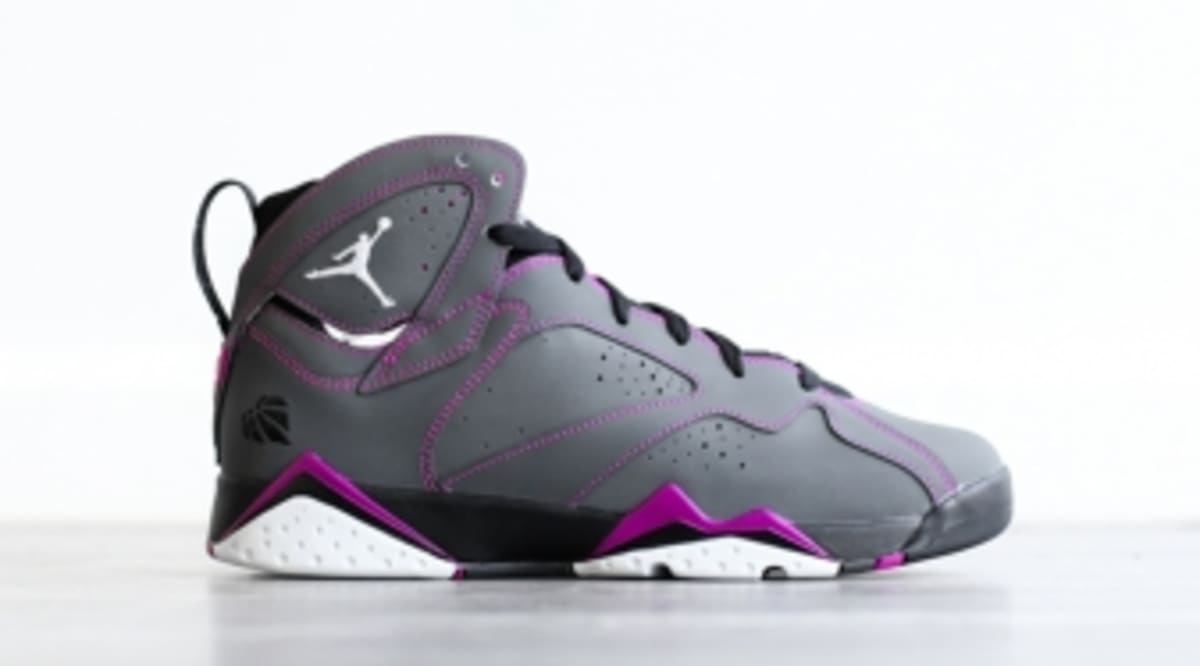 detailed look b142e e4b25 Girls Air Jordan 7 Retros for Your Valentine   Sole Collector