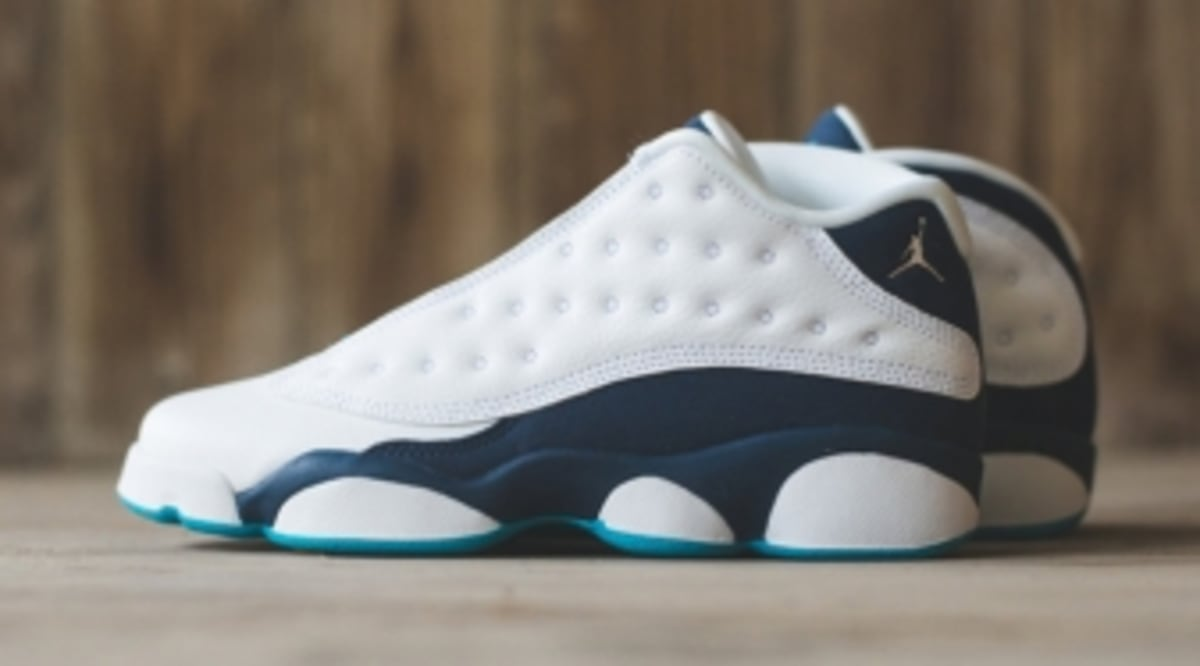 574bf74aef9 Hornets' Air Jordan 13s Are Almost Here | Sole Collector
