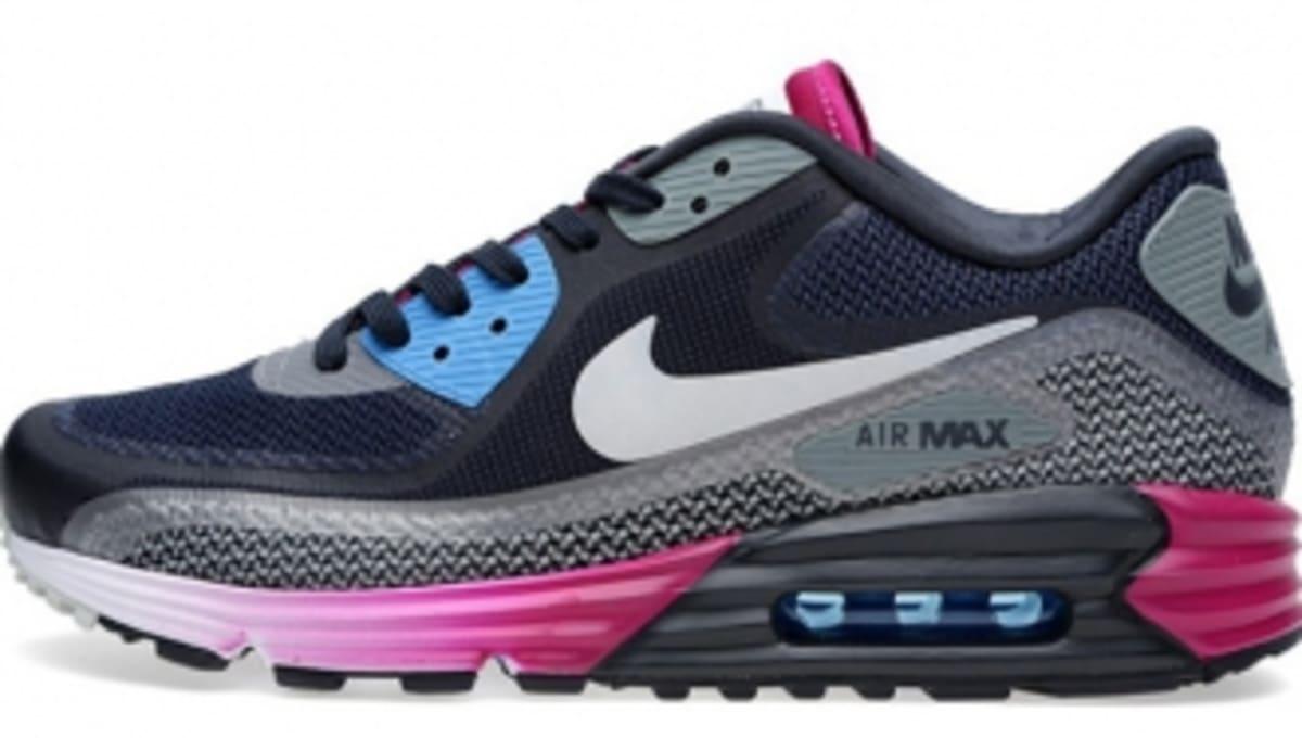 4930a3ed8bc4 Nike Air Max Lunar90 - Midnight Navy Cool Grey