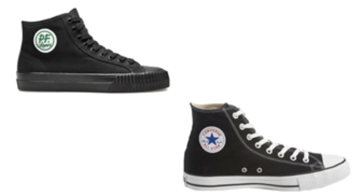 aeff411e541409 New Balance Is Suing Converse (Over the Chuck Taylor )