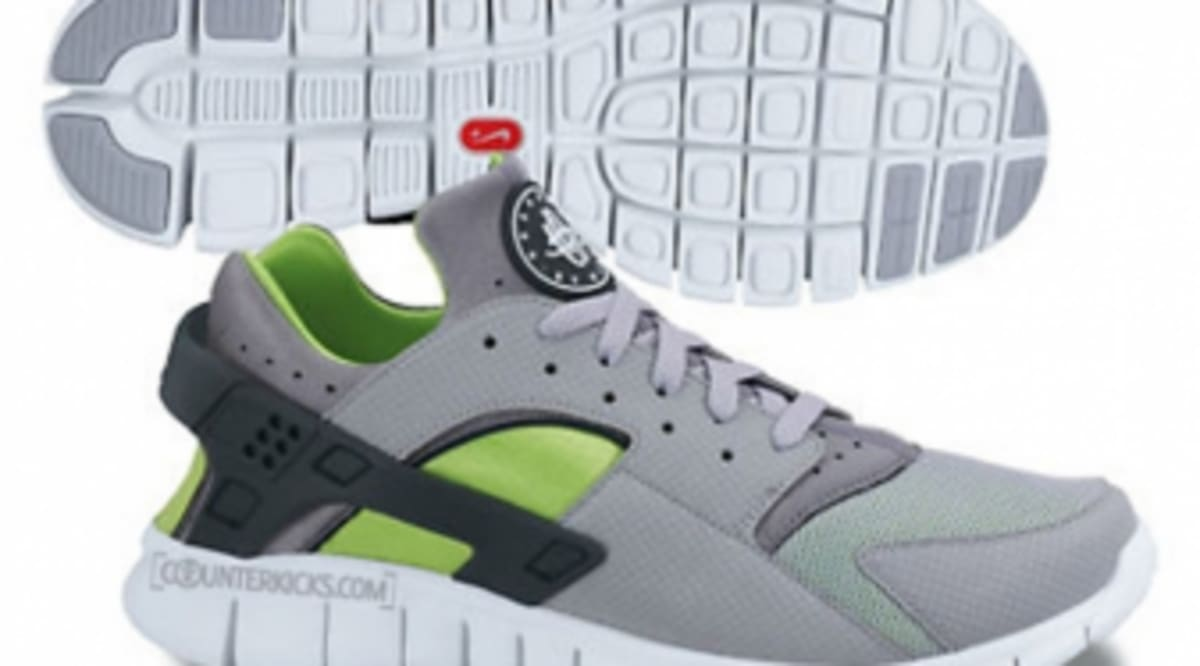 info for 829ca 6866d Nike Huarache Free Run - Summer 2012 | Sole Collector