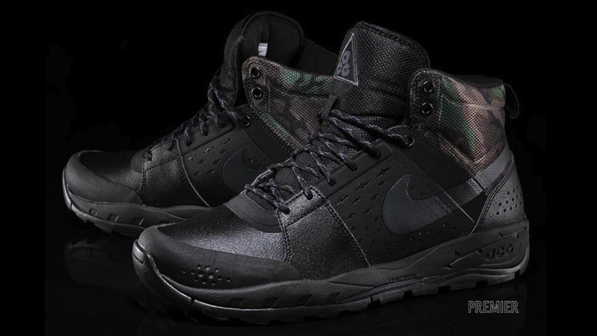 brand new b7215 20c5a Nike ACG Air Alder Mid OMS ERDL   Sole Collector