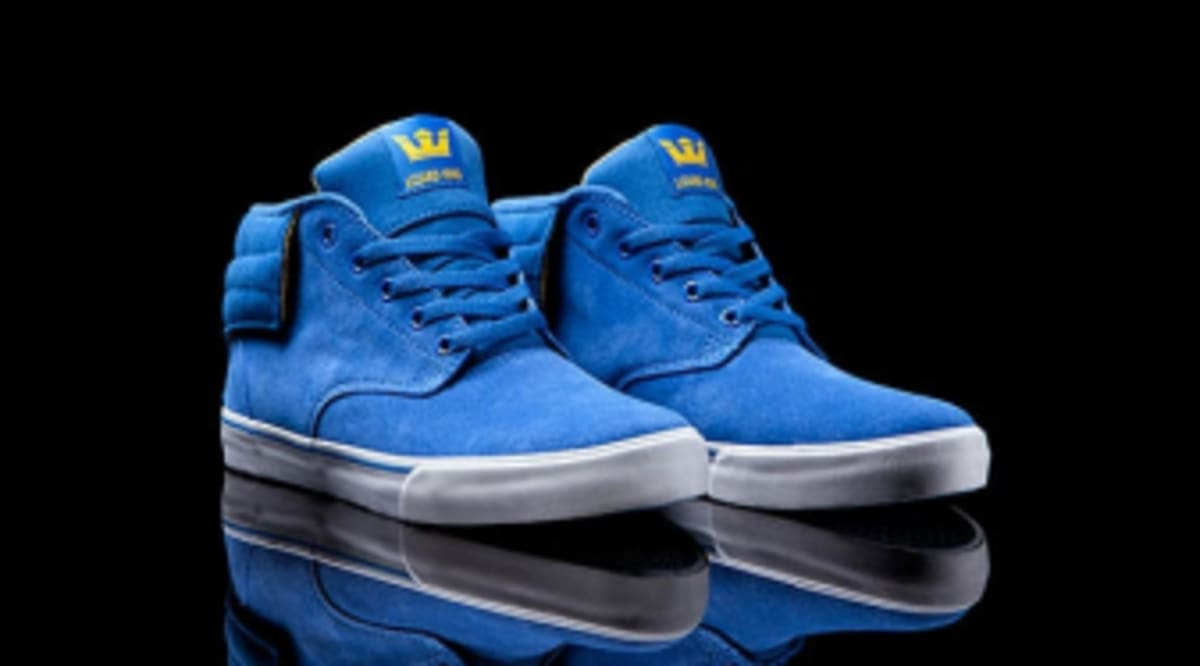 783dadc3453 SUPRA Footwear - Passion - New Lizard King Signature Model | Sole Collector