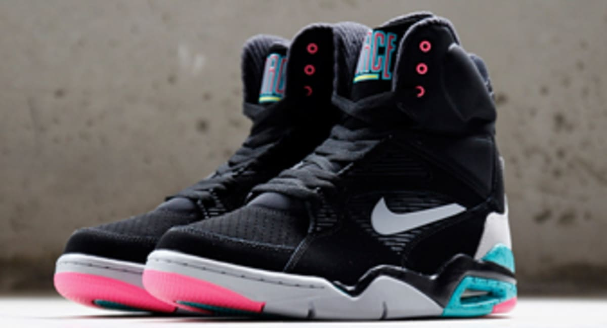 size 40 230a6 365d8 nike air command force black wolf grey jade pink