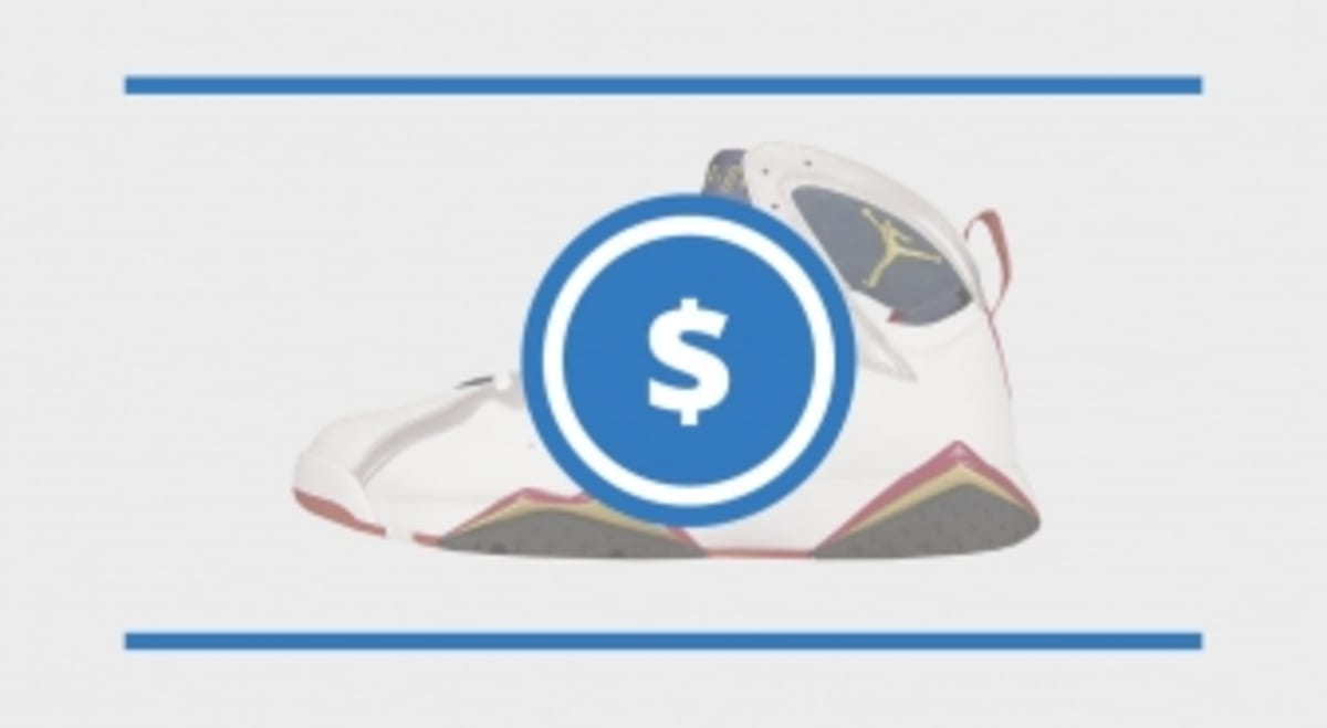 5350b0ef8442 The Air Jordan 7 Price Guide