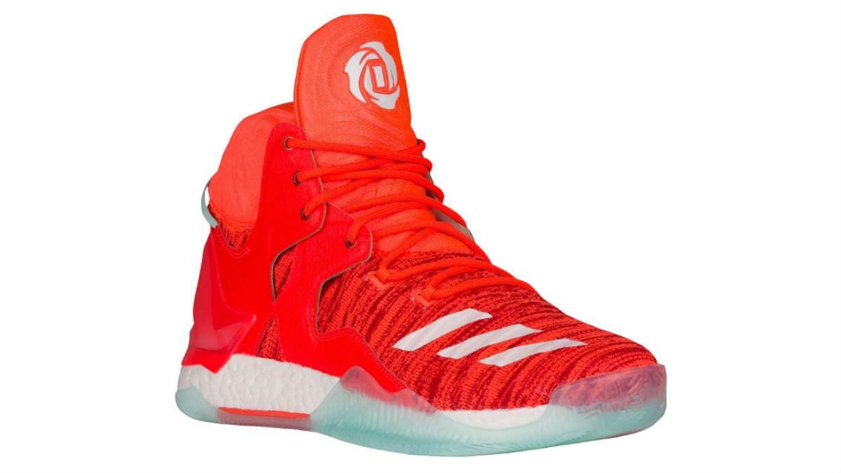 adidas d rose 7 knicks orange sole collector