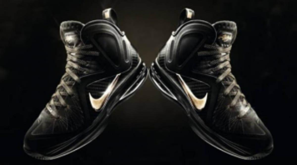reputable site 02801 55188 Nike LeBron 9 Elite Away