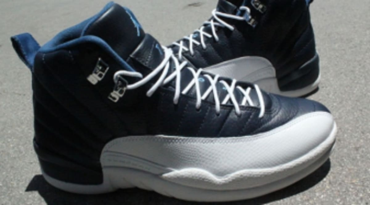 Air Jordan Retro 12 - Obsidian  b3e843049
