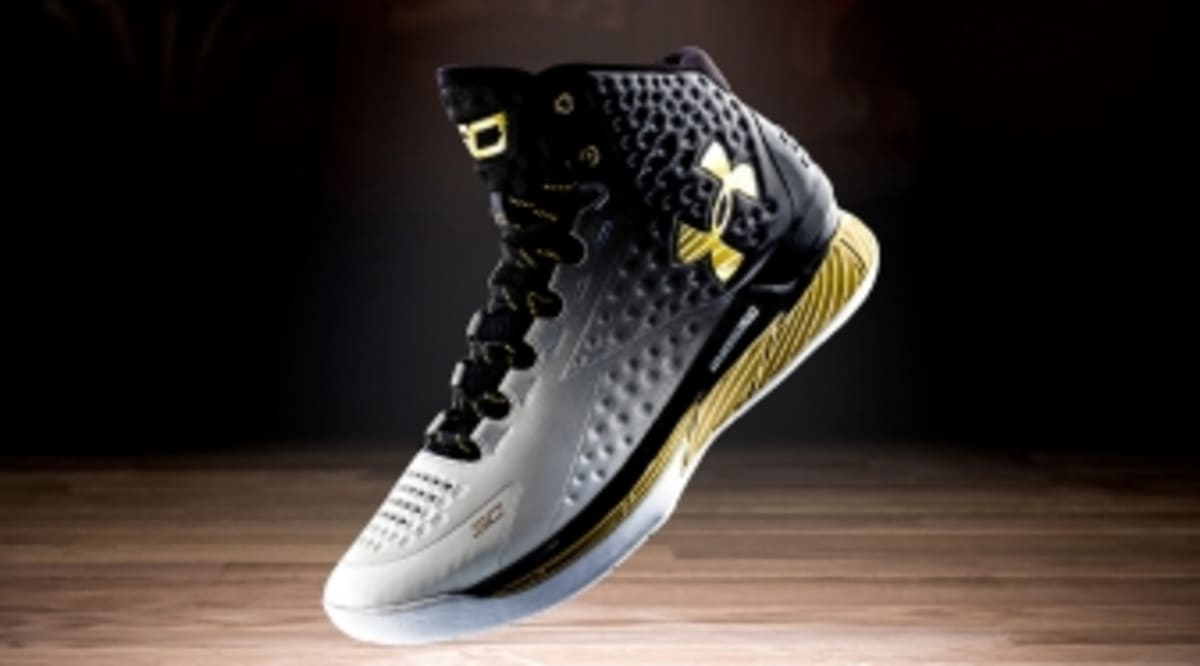 084f213aef02 The  MVP  Under Armour Curry One Sold Out This Morning and Twitter Reacted