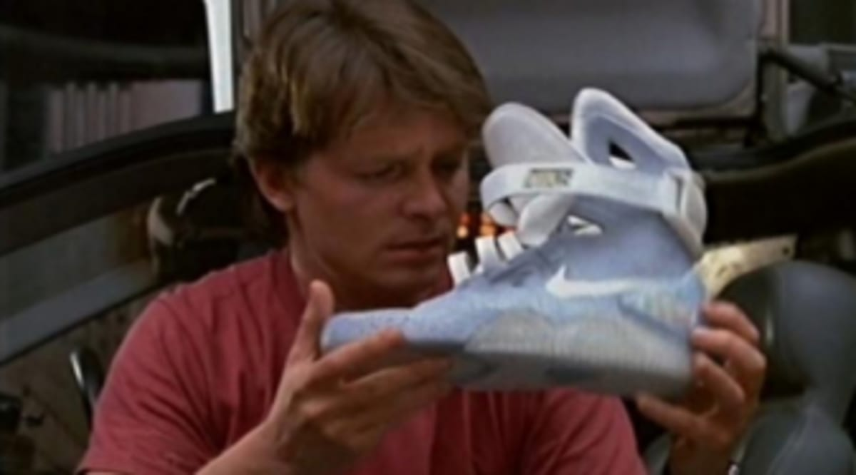110b3b98545 Time Traveling  A Look Back at Nike s Air Mag