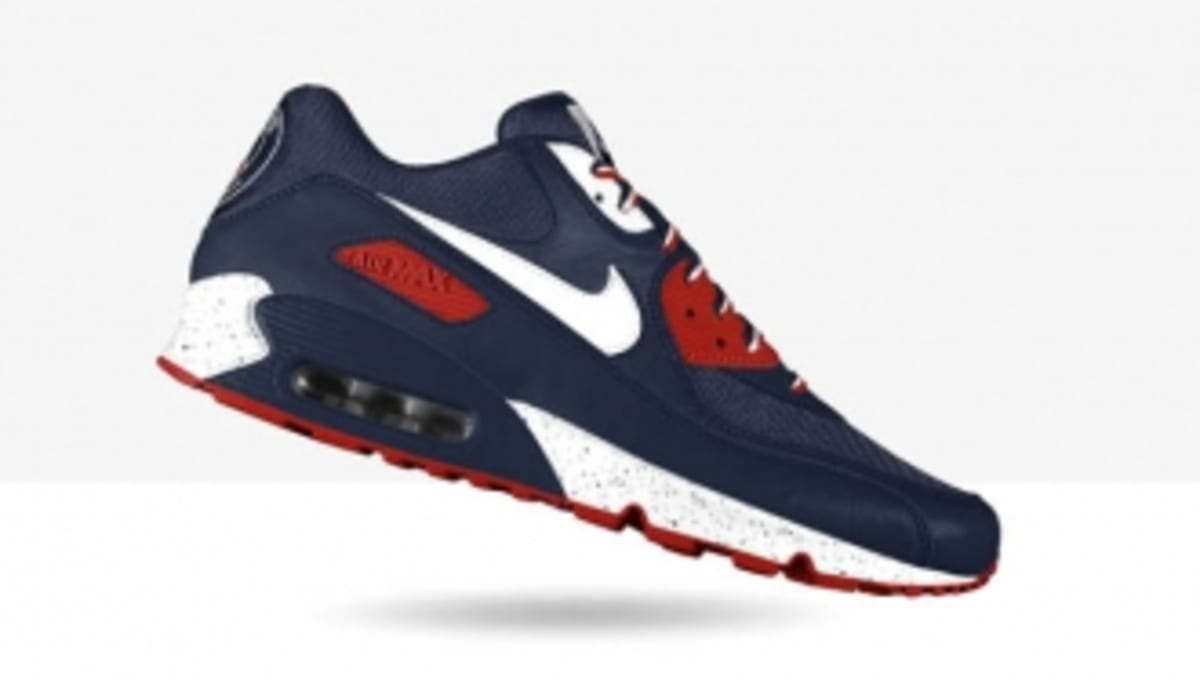 save off b3b03 386eb Nike Air Max 90 iD - Paris Saint-Germain   Sole Collector