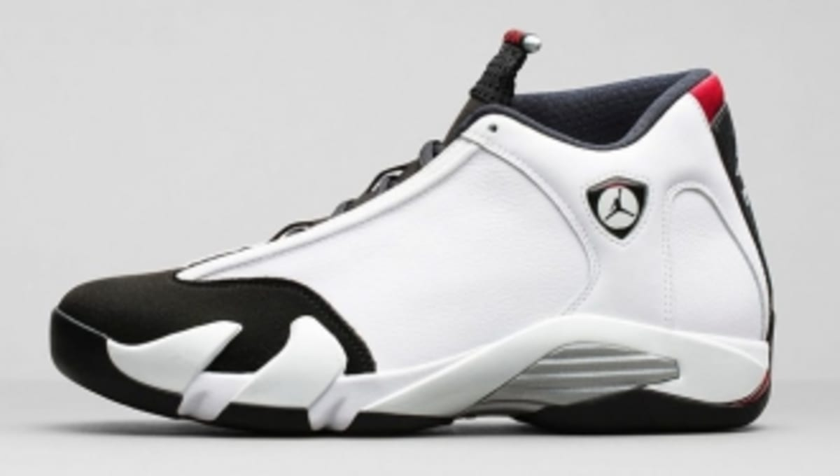 468f78e566d2b1 An Official Look at the  Black Toe  Air Jordan 14 Retro
