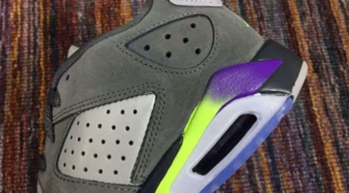 sale retailer f96e8 4d60e A Release Date for the  Ultraviolet  Air Jordan 6 Low   Sole Collector