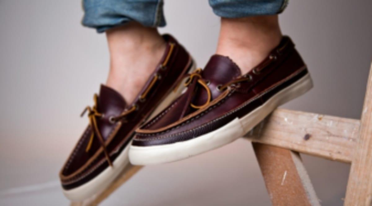 70d003705d Vans Vault Piragua LX - Horween Leather